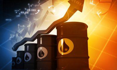 Цена нефти Brent выросла до $45 за баррель - Фото