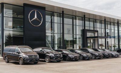 Продажи легковых автомобилей Mercedes-Benz упали на 16,2% - Фото