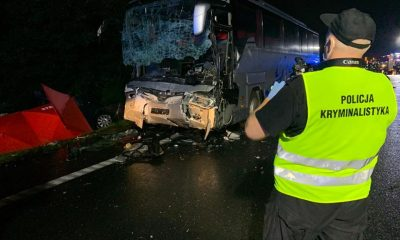 В Польше в смертельном ДТП погибли 9 человек - Фото