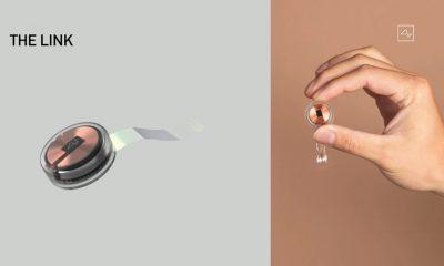 Илон Маск представил чип, который планирует вживлять в мозг человека - Фото