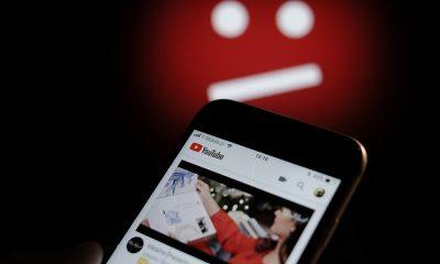 YouTube заквартал удалил больше видео, чемкогда-либо - Фото