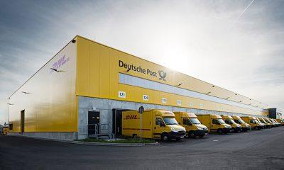 Deutsche Post увеличила выручку во II квартале - Фото