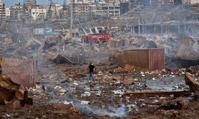 Франция направила Ливану помощь после взрыва в Бейруте - Фото