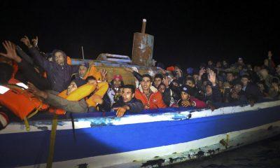 Не менее 45 мигрантов погибли при кораблекрушении у берегов Ливии - Фото