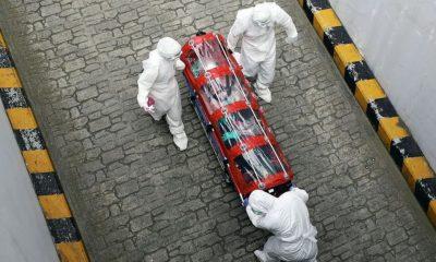 В Германии за сутки выявили 1045 случаев коронавируса - Фото