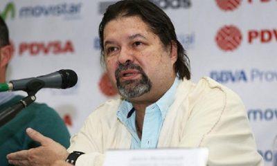 Скончался глава Венесуэльской футбольной федерации Хесус Берардинелли - Фото
