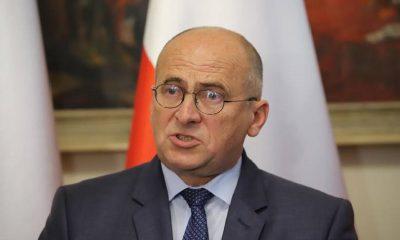 Новым главой МИД Польши стал Збигнев Рау - Фото