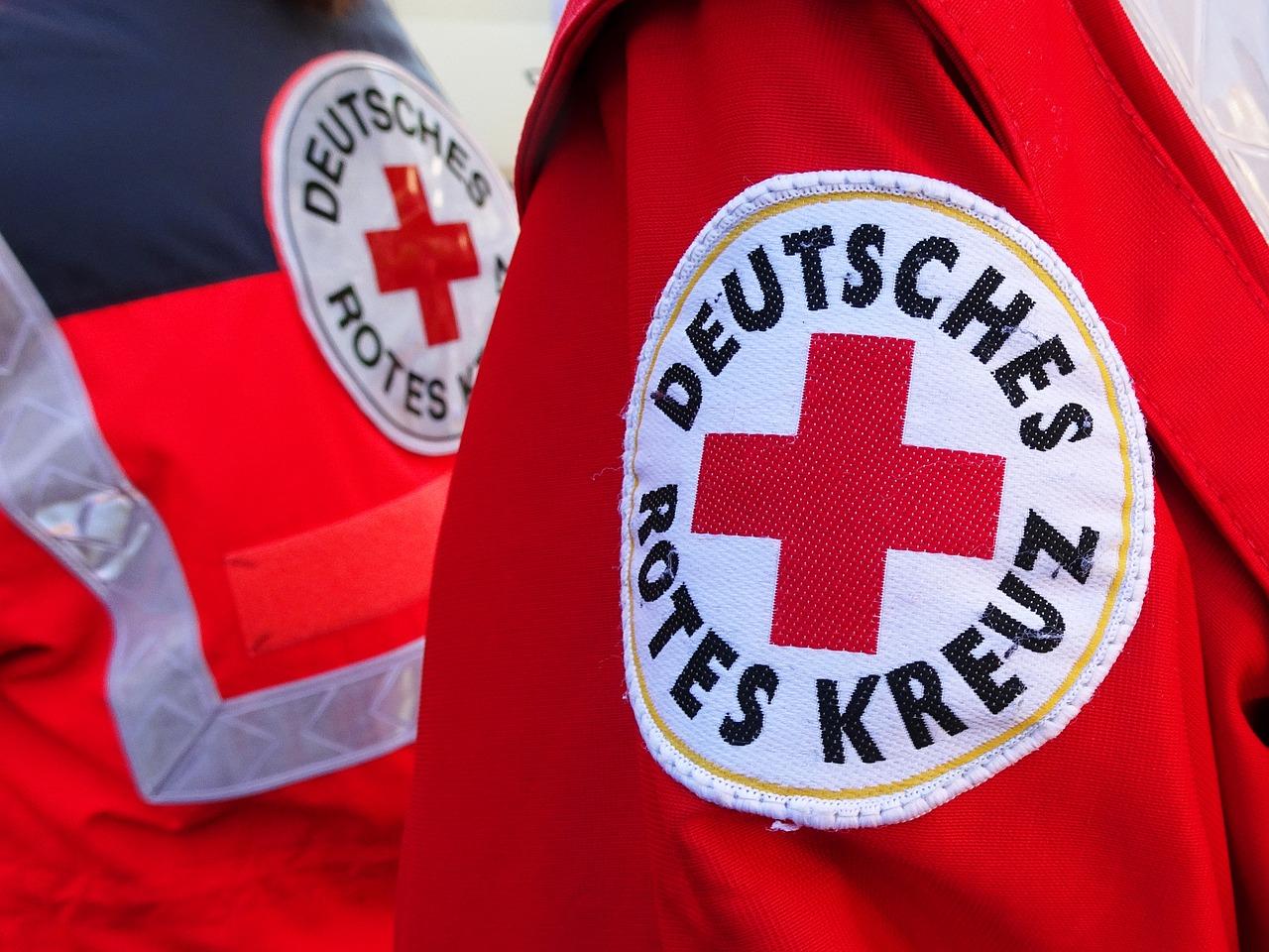 Немецкий Красный Крест доставил в Бейрут гуманитарную помощь - Фото