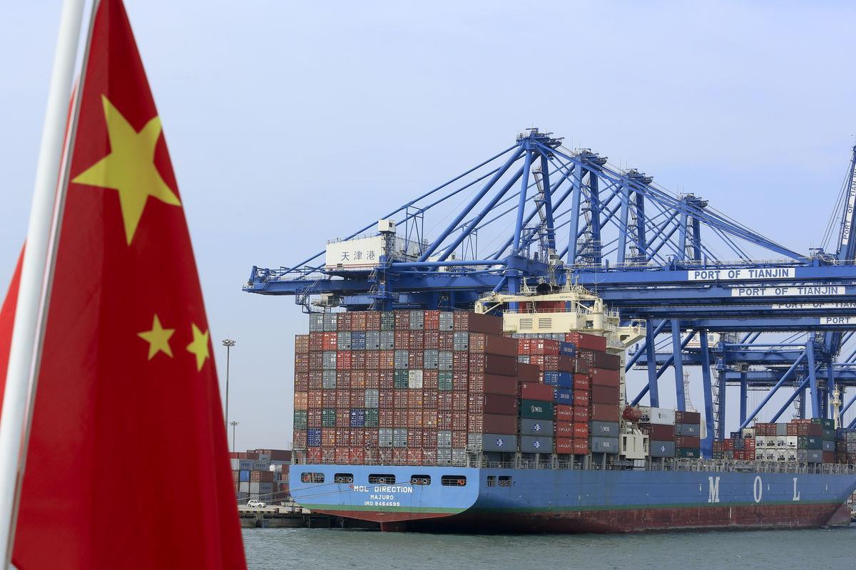 Экспорт Китая в июле неожиданно вырос на 7,2% - Фото