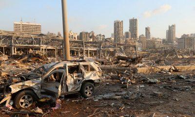 В Бейрут прибыли специалисты и гуманитарная помощь из Италии - Фото