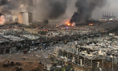 По делу о взрыве в Бейруте задержали 16 сотрудников порта - Фото