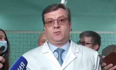 Главврач омской больницы назвал основной диагноз Навального – нарушение обмена веществ - Фото