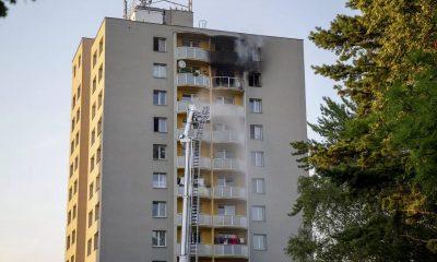 Полиция задержала подозреваемого в поджоге квартиры в Чехии, где погибли 11 человек - Фото