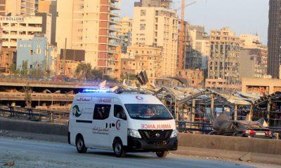 При взрыве в Бейруте погиб сотрудник посольства Германии - Фото