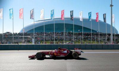 На Гран-при России на трибуны могут пустить до 30 тысяч зрителей - Фото