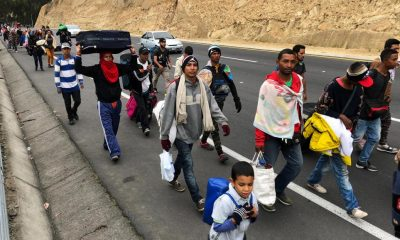 Тысячи венесуэльцев, покинувших страну из-за кризиса, возвращаются на родину - Фото