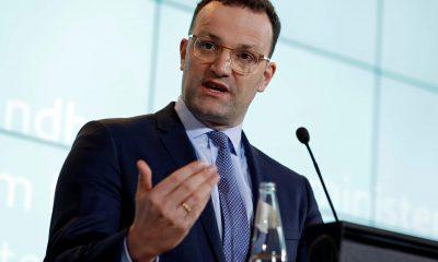 Министр здравоохранения Германии призвал граждан соблюдать правила гигиены - Фото