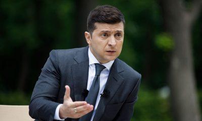 Зеленский осудил возвращение задержанных в Беларуси граждан в РФ - Фото