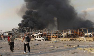 Число погибших при взрыве в Бейруте превысило 100 - Фото