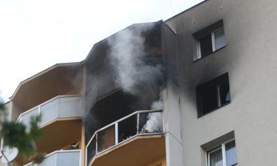 При пожаре в жилом доме в Чехии погибли 11 человек - Фото