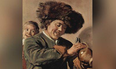 В Нидерландах в третий раз украли из музея картину Франса Халса - Фото