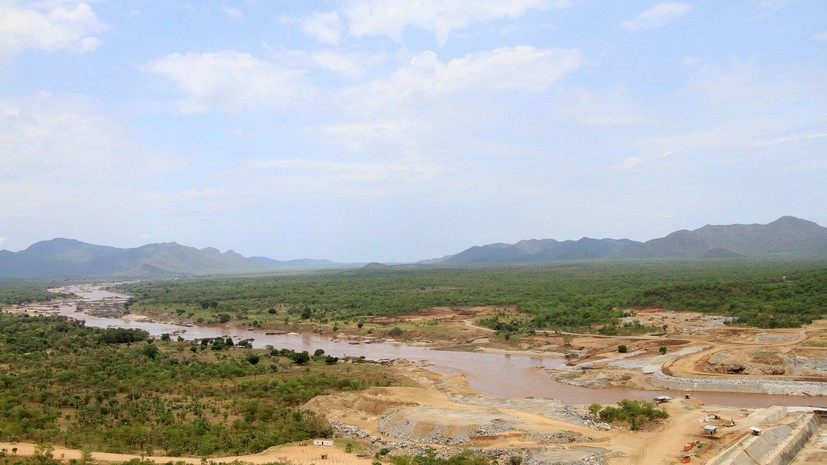 В Судане смыло более 600 домов при разрушении плотины - Фото