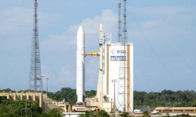 На космодроме Куру вновь отменили запуск ракеты Ariane 5 - Фото