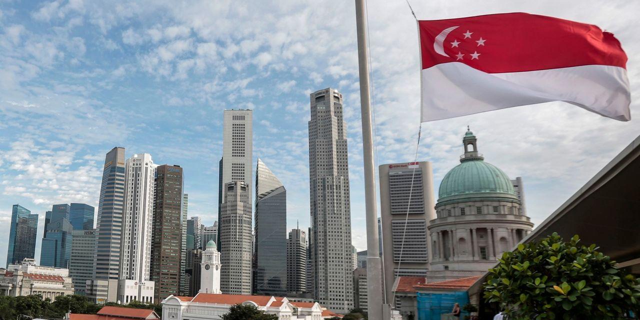 Во II квартале ВВП Сингапура сократился на 13,2% - Фото