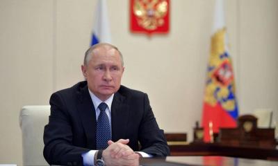 Путин поручил запретить с 2022 года экспорт необработанной древесины - Фото