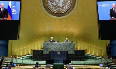 Путин предложил ООН вакцину от коронавируса - Фото