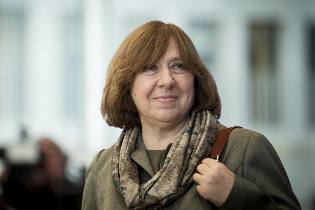 Светлана Алексиевич уехала в Германию на плановое лечение - Фото