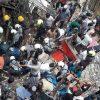 При обрушении дома в Индии погибли восемь человек - Фото
