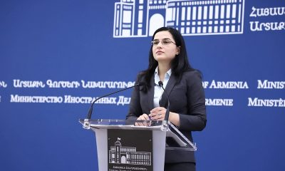Анна Нагдалян: Глава МИД Армении находится на постоянном контакте с Минской группой ОБСЕ - Фото