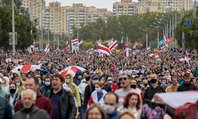МВД: В воскресенье в Беларуси задержаны свыше 350 человек - Фото