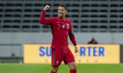 Роналду забил сотый гол за сборную Португалии - Фото