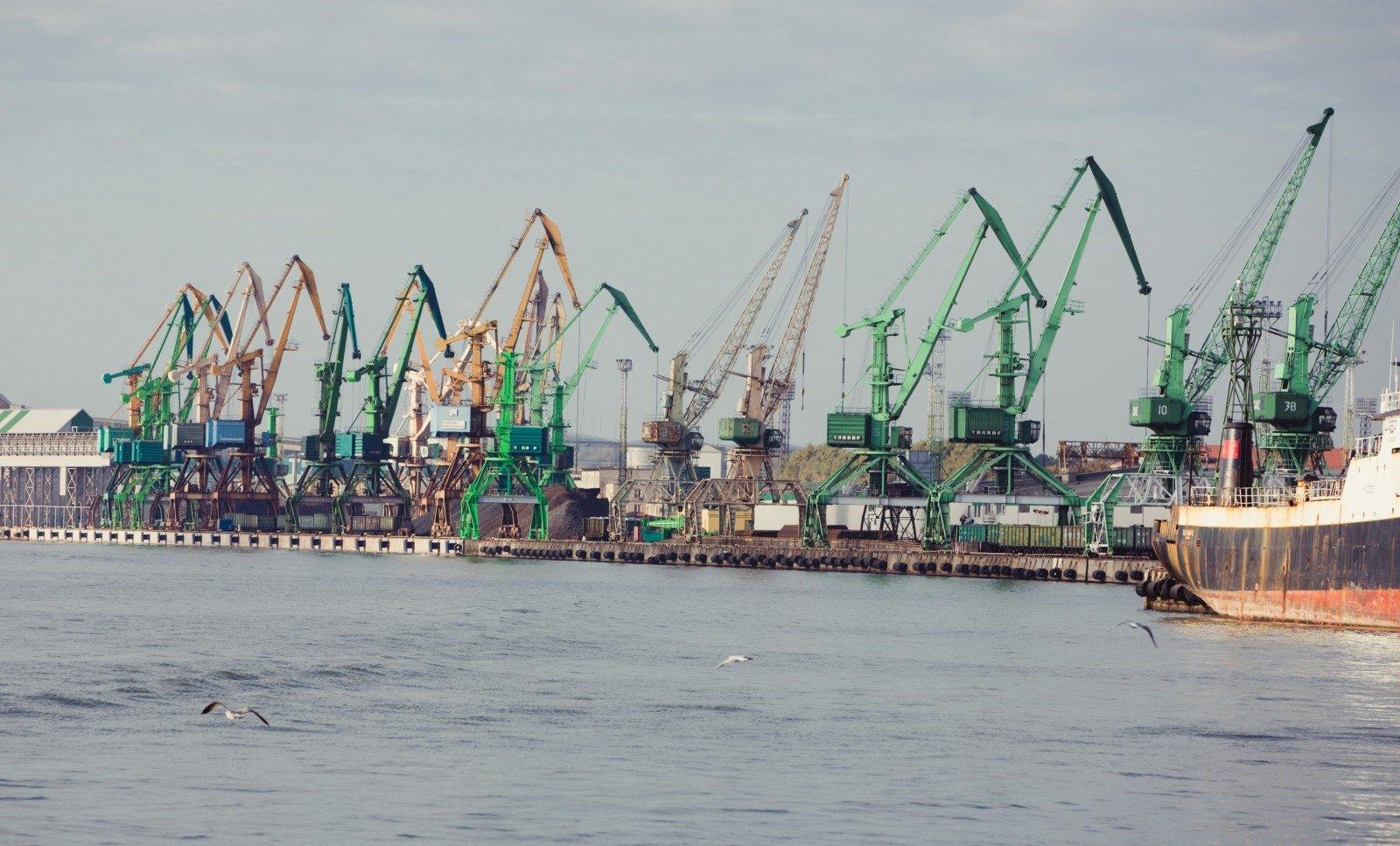 Уход белорусских грузов из Клайпеды может сильно ударить по компаниям в Литве - Фото