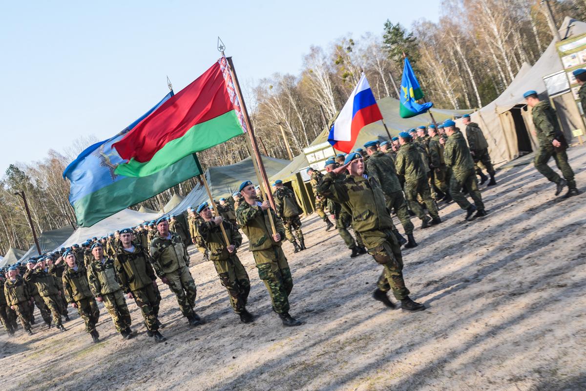 Учения «Славянское братство» пройдут в Беларуси с 14 по 25 сентября - Фото