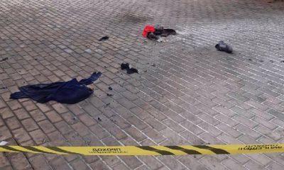 В Беларуси умер мужчина, который поджег себя возле РОВД - Фото
