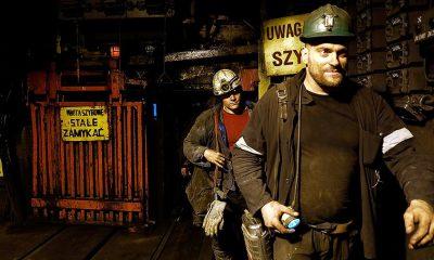 Польские шахтеры начали забастовки под землей - Фото