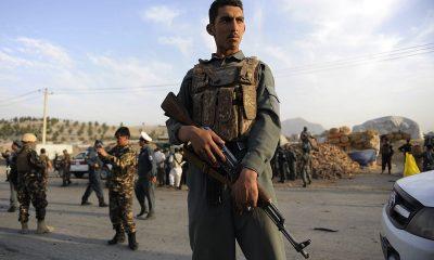 В Афганистане 16 силовиков погибли при нападении талибов - Фото