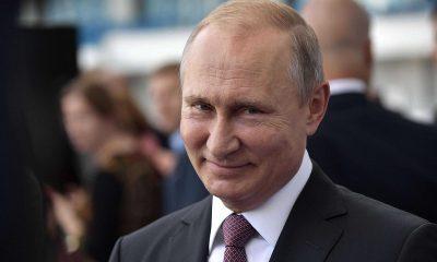 Путин предложил США обменяться гарантиями невмешательства во внутренние дела - Фото