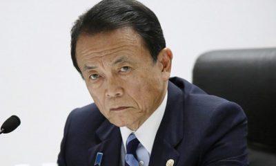 Минфин Японии предложил досрочном распустить парламент - Фото