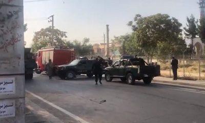 В Афганистане совершено нападение на вице-президента, двое погибли - Фото
