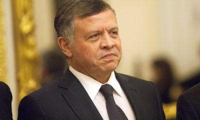 Король Иордании распустил парламент - Фото