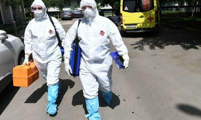 В России выявили 6 431 случай заражения коронавирусом за сутки - Фото