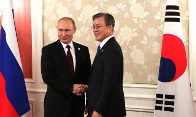 Путин назвал условие проведения Года взаимных обменов с Южной Кореей - Фото