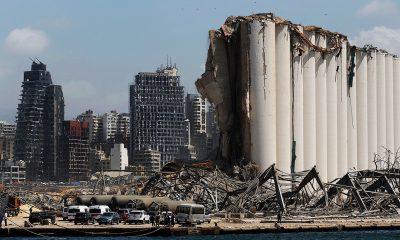 Всемирный банк подсчитал ущерб от взрыва в Бейруте - Фото