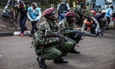Трое солдат погибли в перестрелке в Мали - Фото