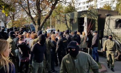 Женская акция протеста в Минске прошла с задержаниями - Фото