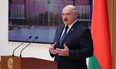 Лукашенко заявил о необходимости развития партийной системы в РБ - Фото